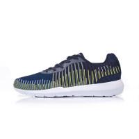 李宁男鞋跑步鞋新款极光透气轻便网面休闲鞋运动鞋AGCM035