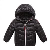 儿童羽绒轻薄款大中小童男女宝宝短款棉袄秋冬季童装保暖外套