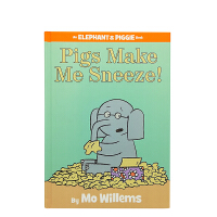 Elephant & Piggie Books: Pigs Make Me Sneeze!