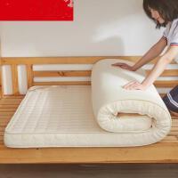 夏季床垫软垫加厚榻榻米海绵垫高中地铺铺底床垫硬拼接床褥子防滑