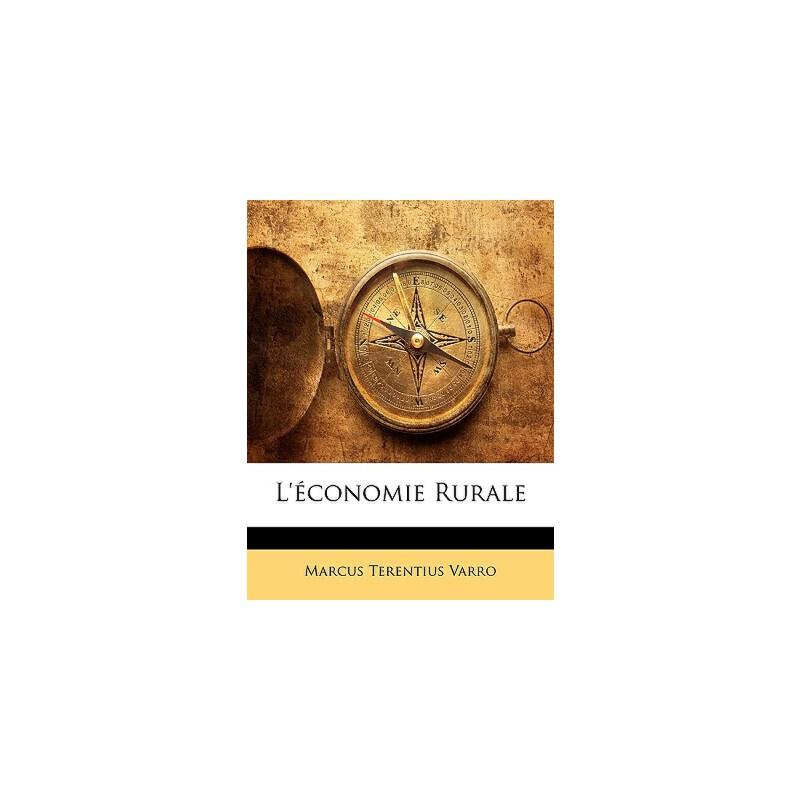 【预订】L'Economie Rurale 预订商品,需要1-3个月发货,非质量问题不接受退换货。
