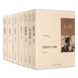 王小波作品集 我的精神家园  一只特立独行的猪 黄金时代 白银时代 青铜时代三部曲作品集  现当代小说沉默的大多数  文学经典阅读
