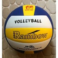 双鱼排球中考学生专用球 软式超纤硬排训练比赛专业沙滩5号充气球