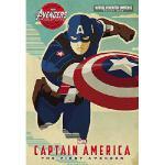 【预订】Phase One: Captain America