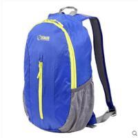 双肩休闲大容量旅行包双肩包徒步包户外男女创意腰包折叠包皮肤包