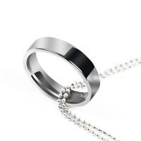 新款明日环 缘份环魔结 魔术戒指链子和环 近景泡妞儿童魔术道具 新款缘分环 一个