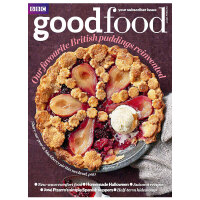 进口年刊杂志订阅 BBC Good Food 饮食料理美食杂志 英国原版 美食美酒烹饪料理杂志 年订12期 英文杂志期刊
