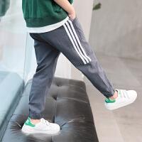 中大童装男童宽松运动裤夏季裤子长裤儿童夏装新款男孩