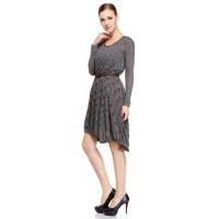 [121-105]羊绒羊毛女裙子女装连衣裙0.23