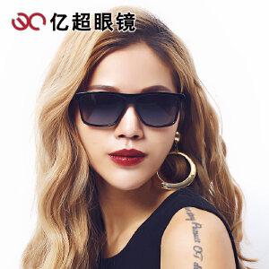 新款亿超太阳镜墨镜潮款 时尚偏光男女开车眼镜司机驾驶镜YC9706