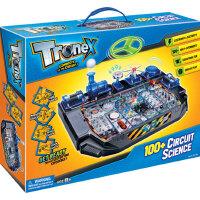 stem8-10-12岁小学生电路diy科学小实验礼物理玩具男孩整套装儿童