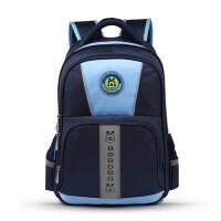 巴布豆小学生书包双肩时尚透气6-12周岁儿童书包男孩1-3-4-6年级
