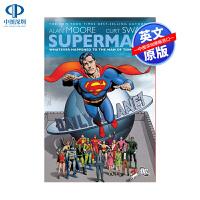 英文原版 DC漫画系列 超人 Superman: Whatever Happened to the Man of Tom