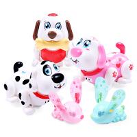 男孩狗狗会走跳舞儿童会叫的走路说话电动玩具狗女孩唱歌智能小狗 抖音