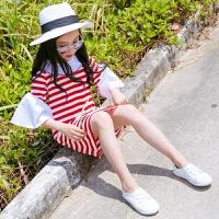 韩国童装女童裙子夏装连衣裙新款韩版潮衣夏季儿童洋气公主裙