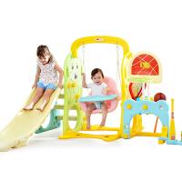滑滑梯室内家用儿童多功能秋千组合宝宝户外幼儿园游乐场玩具