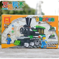 兼容乐高积木儿童拼装玩具城市火车轨道系列托马斯小火车模型