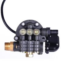 高压家用220V港猫1508便携清洗机洗车机洗车泵泵头配件SN1849