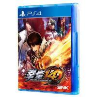 全新PS4游戏 拳皇14 拳王XIV 格斗之王 KOF 国行简体中文 现货 FTG格斗游戏