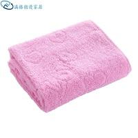 毛巾家用格子加厚纯棉创意礼品酒店毛巾多功能简约吸水卫浴巾