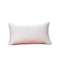宾馆酒店床上用品枕芯枕头星级兵馆白色旅馆羽丝绒枕1对拍2