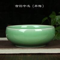 陶瓷创意烟灰缸欧式 多功能复古中冼 家居办公室摆件