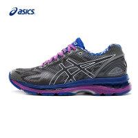 ASICS亚瑟士新款夜跑鞋缓冲跑步鞋GEL-NIMBUS女运动鞋T754N-9700