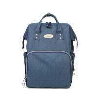妈咪包双肩包多功能大容量妈妈包时尚母婴包外出旅行婴儿背包