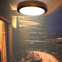 欧式现代简约户外防水防蚊虫吸顶灯室外阳台灯露台庭院灯大门口灯