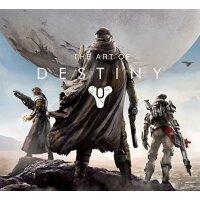 英文原版 命运游戏制作艺术 The Art of Destiny 命运 游戏艺术设定集画册 PS4 XBOXONE