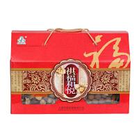 禾煜 祺福和悦礼盒1868g 年货员工送亲福利南北干货菌菇特产