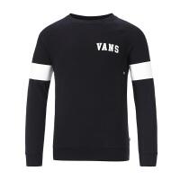 Vans范斯 男子运动休闲圆领套头卫衣 VN0A32PMBLK