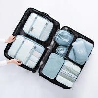 旅行收纳袋行李箱内衣打包袋整理袋旅游衣物衣服收纳包套装