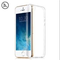 浩酷iphone5s手机壳硅胶苹果5s软壳透明保护套超薄防摔边框SE男女