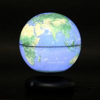 8寸磁悬浮地球仪夜灯发光自转6寸办公室摆件创意生日礼物男生