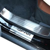 jeep吉普指南者 自由客车门槛条 改装专用迎宾踏板 上下车门脚踏板 不锈钢亮