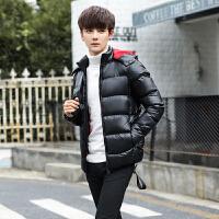 冬季棉衣外套男韩版修身冬装男士棉袄冬天保暖帅气面包服