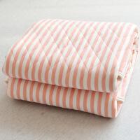 宝宝夏天盖的小棉被 针织小薄被 拒绝化纤纯棉儿童针织夏被亲肤柔软 100*150 花色随机发货 100*150 花色随