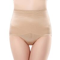 产后收腰提臀美体塑身一片式夏季薄款2条无痕交叉收腹内裤女