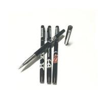 晨光珍品中性笔金属中性笔0.5mm黑色签字笔X3801