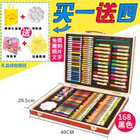 ?小学生儿童画笔72色宝宝水彩笔套装豪华幼儿园蜡笔画画36色彩色笔生日礼物环保