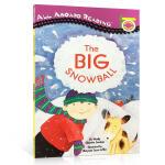 英文原版圣诞绘本 汪培�E私房书儿童绘本一阶段 Christmas All Aboard Reading The Big