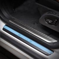 沃尔沃XC60迎宾踏板/14-16款XC60门槛条 XC60 改装专用装饰条 沃尔沃XC60内置迎宾踏板
