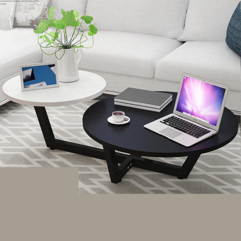 北欧茶几现代简约客厅小户型迷你欧式创意个性咖啡桌简易圆形桌子o0s 简约设计 品质生活