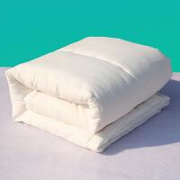 定做手工棉花被子幼儿园薄被芯春夏秋冬季新生婴儿童棉絮床垫被