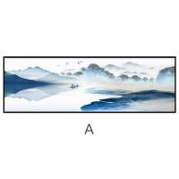 新中式装饰画客厅挂画禅意中国风山水艺术现代简约沙发背景墙壁画