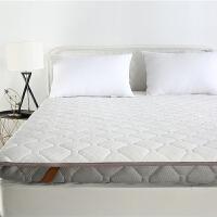 ???床垫1.8m床加厚1.5m1.2米榻榻米席梦思海绵垫子床褥垫被单人2双人