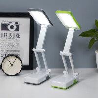【支持礼品卡】护眼学习学生台灯书桌创意卧室阅读床头节能工作灯 充电折叠小台灯 6pp