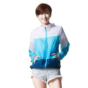 AIRTEX亚特防晒透气抗紫外线登山旅行修身女式皮肤风衣