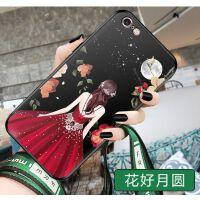 苹果6s手机壳 iPhone6plus手机壳 苹果6splus男女款手机套硅胶6plus软卡通彩绘防摔潮保护套